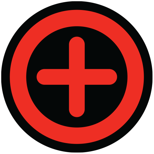 Golden Grove Electrical and Data Services - Golden Grove Electricians. Red plus icon in a red circle.
