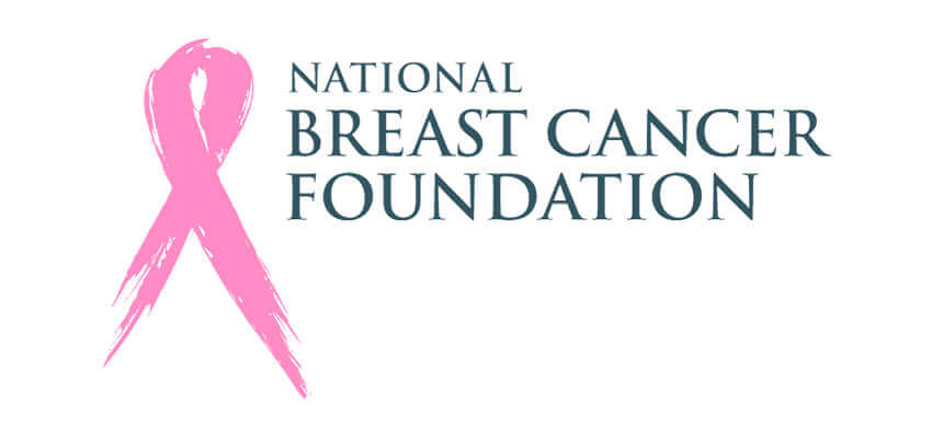 Golden Grove Electrical and Data Services National Breast Cancer Foundation Logo